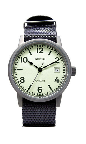 ARISTO U-Boot Uhr Automatic