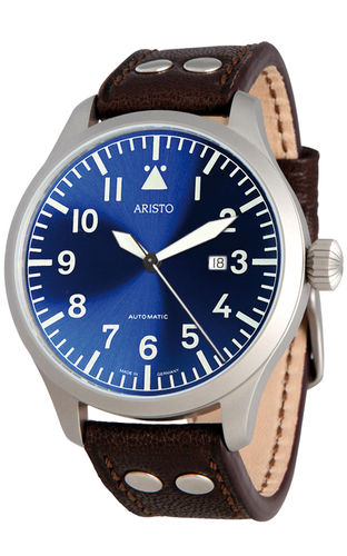 ARISTO Blaue 47 Beobachter Automatic