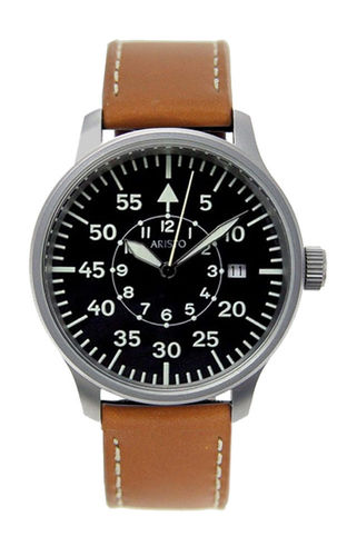 ARISTO Flieger Pilot Quarzuhr