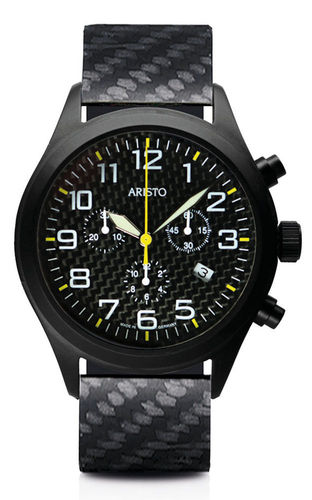 ARISTO Carbon Chrono PVD