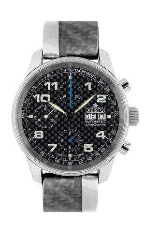 ARISTO Carbon-Chrono 2020 Blau